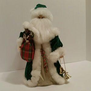 Other - Holiday Decor Santa Christmas